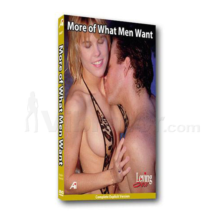 More of What Men Want DVD