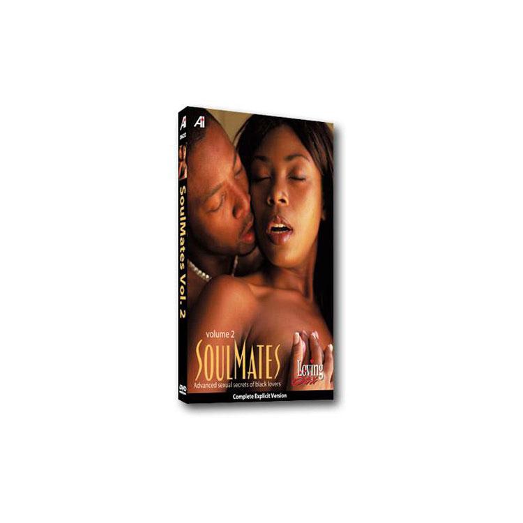 Loving Sex Soulmates Sexual Secrets of Black Lovers DVD