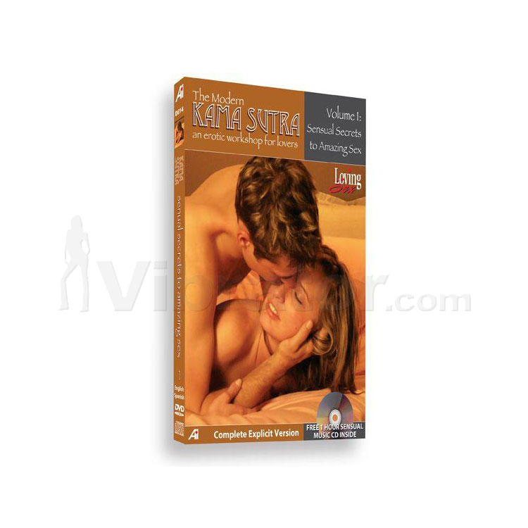The Modern Kama Sutra - Volume 1: Sensual Secrets to Amazing Sex DVD