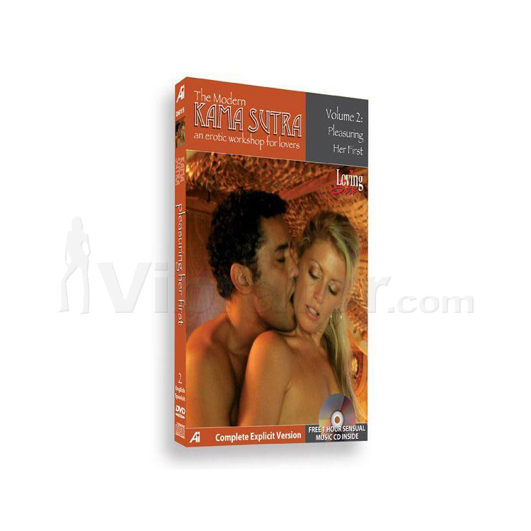 The Modern Kama Sutra - Volume 2: Pleasuring Her First DVD