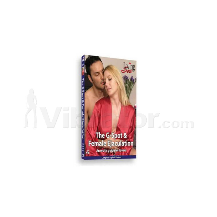The G-Spot and Female Ejaculation DVD