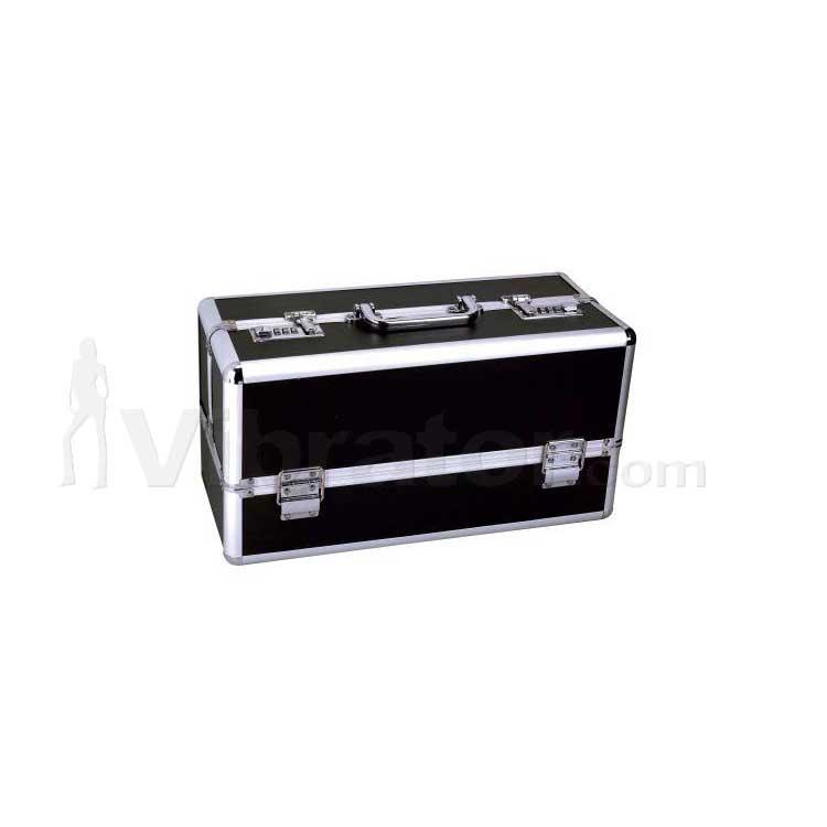 Large Lockable Vibrator Case