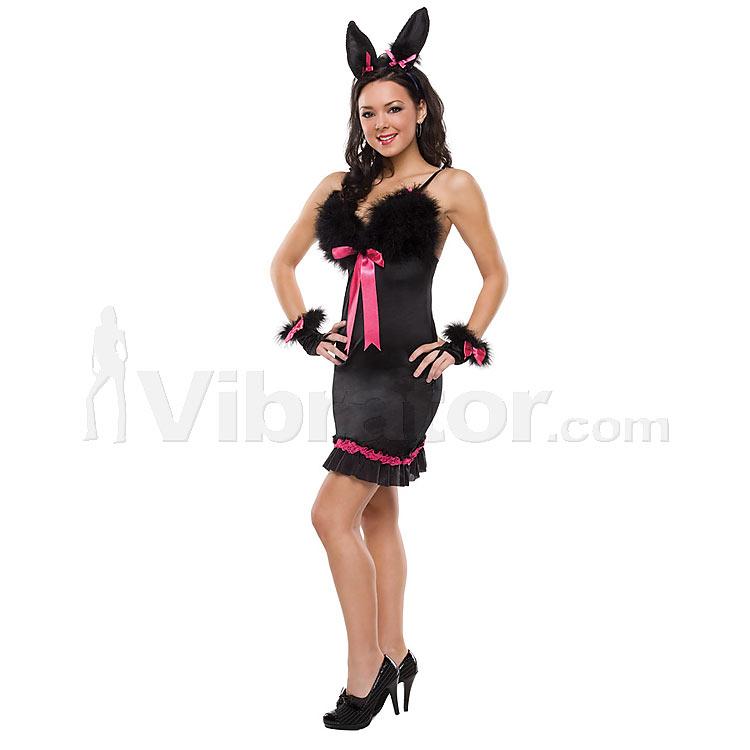 Pretty Bunny Costume