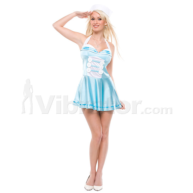 Retro Sailor Costume