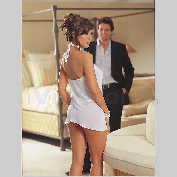 Sweet Afterthought Babydoll Thong
