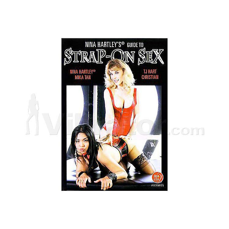 Nina Hartleys Guide to Strap-on Sex - DVD