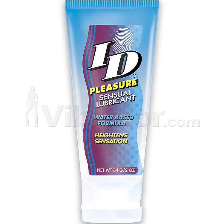 ID Pleasure Lube - 2.0oz - Travel Size