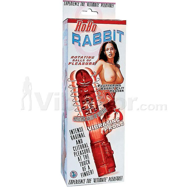 Robo Rabbit Vibe