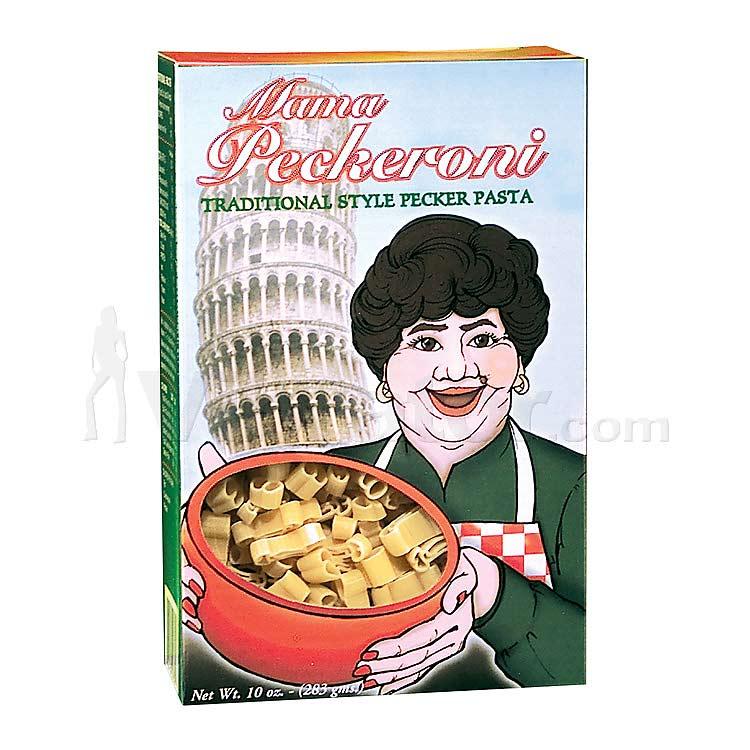 Mama Peckeroni Pecker Pasta