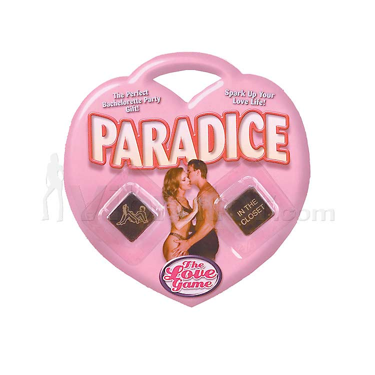 Paradice - Erotic Dice