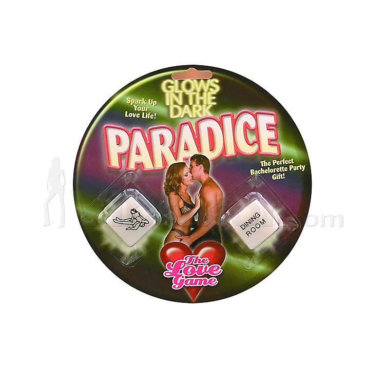 Paradice (Glow in the dark)