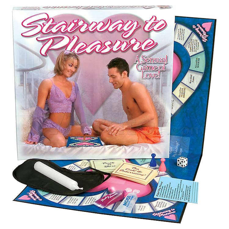 Stairway to Pleasure Board Game