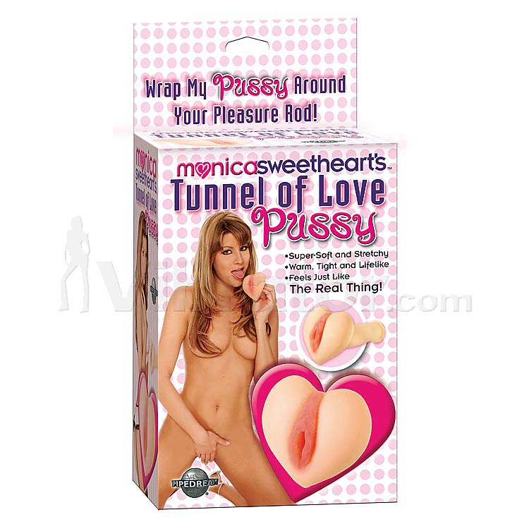 Monica Sweethearts Tunnel of Love Pussy