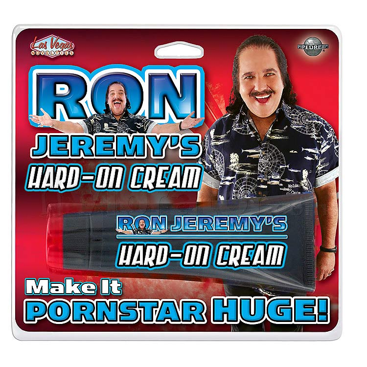 Ron Jeremy Hard On Cream
