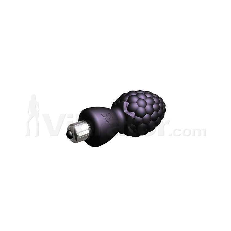 Ass-berry Blackberry Anal Vibrator