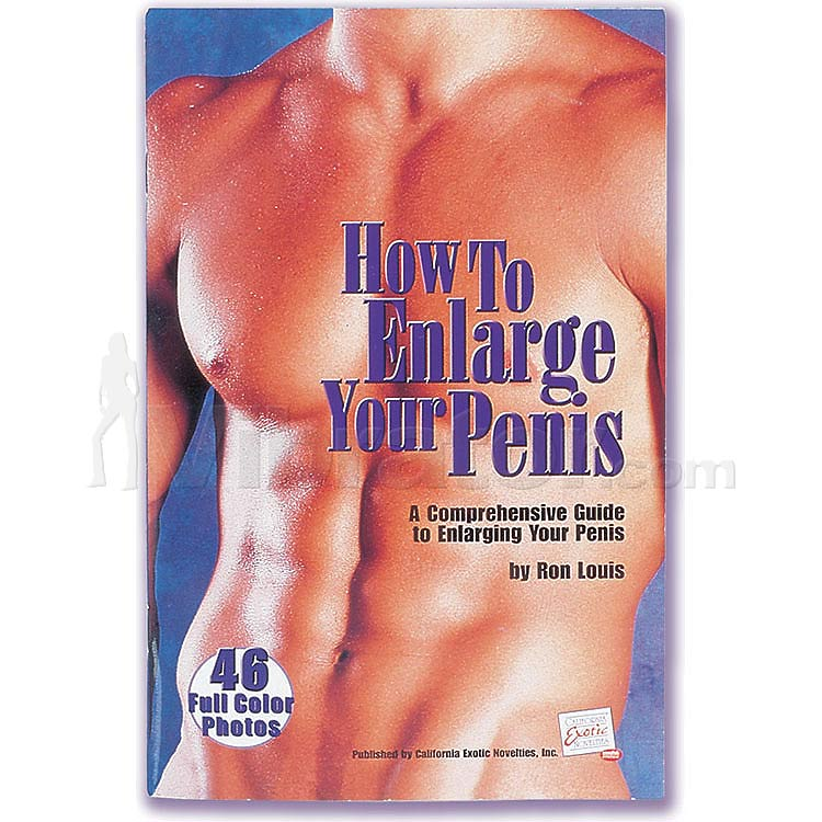 How To Enlarge Your Penis
