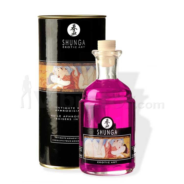 Shunga Erotic Art Aphrodisiac Oil