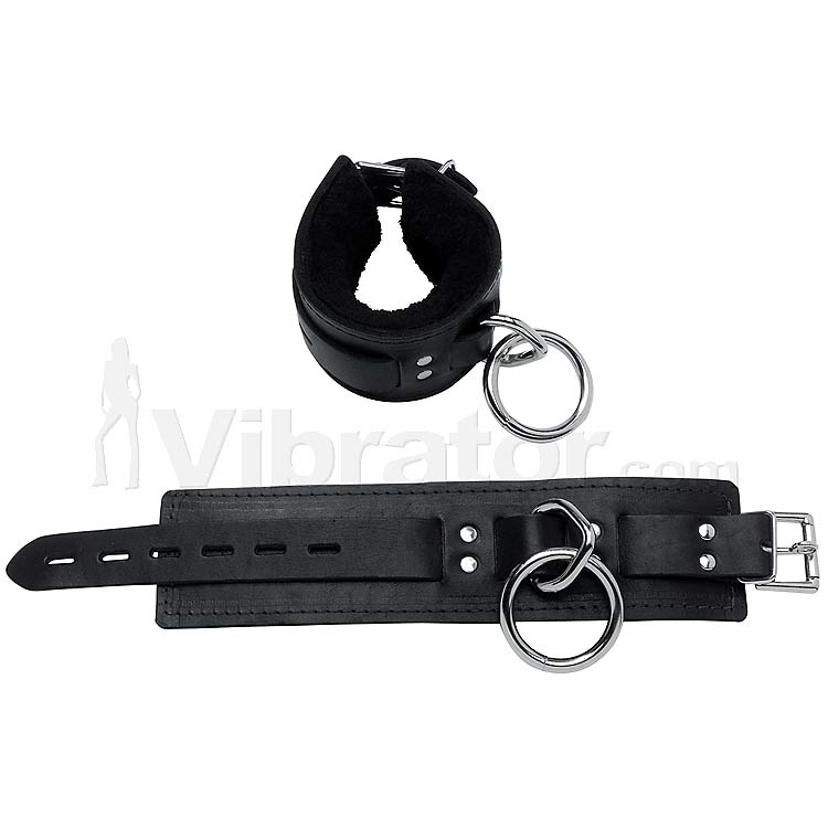 Fleece Lined Wrist Restraints