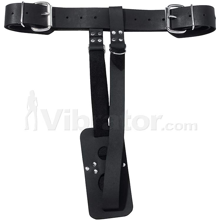 Butt Plug & Dildo Harness