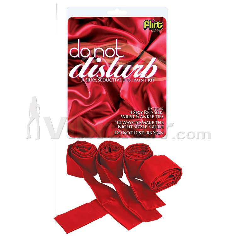Flirt - Do Not Disturb Kit