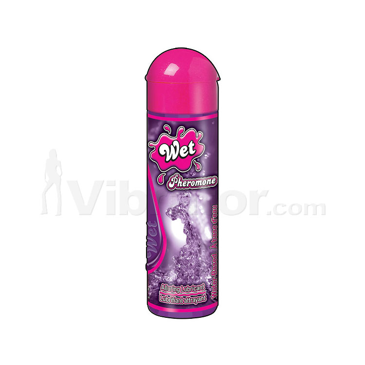 Wet Pheromone Alluring Lubricant