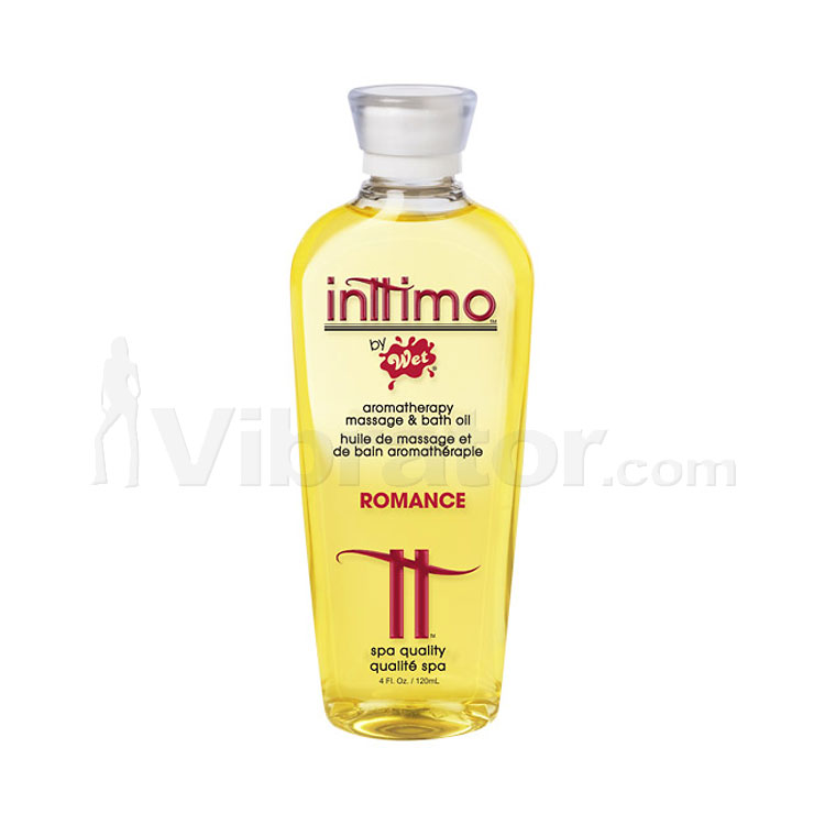 Inttimo by Wet Aromatherapy Oil