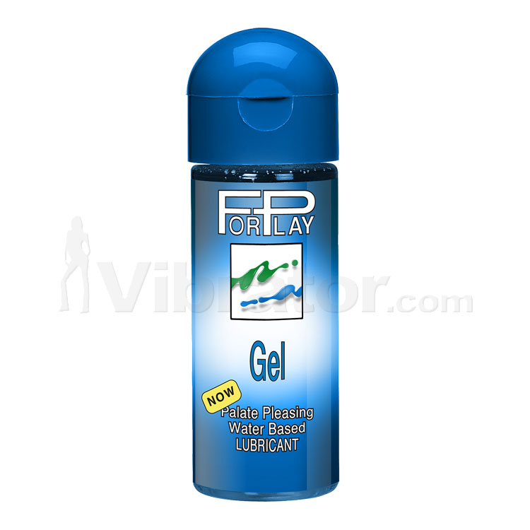 For Play Gel Lubricant