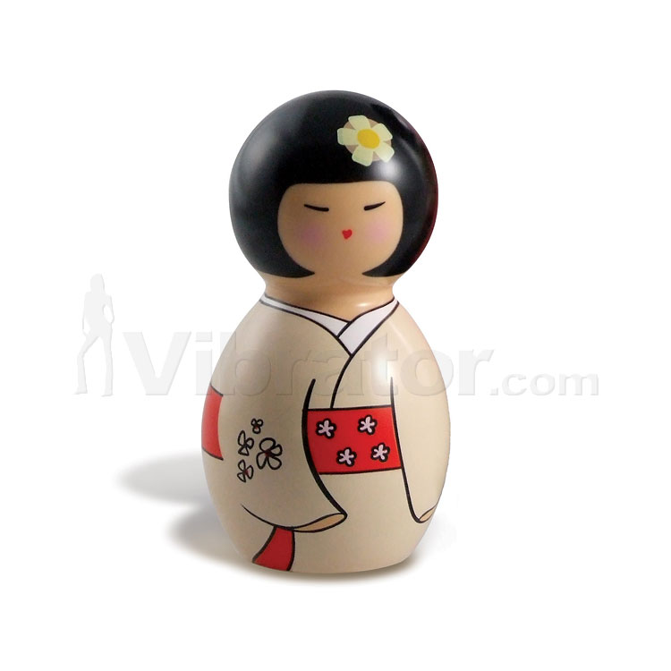 Kokeshi Girl Doll