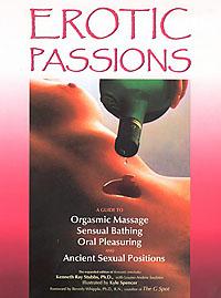 Erotic Passions Book