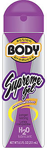 Body Action Supreme Gel Lube