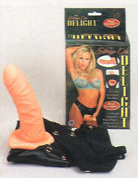 Strap-on Delight