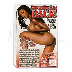 My Baby Got Back Doggie Style Love Doll
