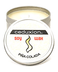 Ceduxion Soy Wax Candle in a Tin