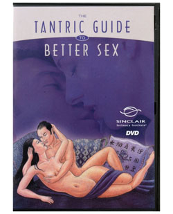 The Tantric Guide to Better Sex DVD