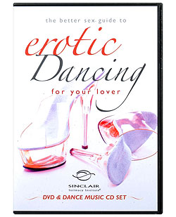 Better Sex Guide to Erotic Dancing DVD