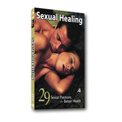 Sexual Healing: 29 Sexual Positions for Better Health DVD