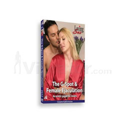 The G-Spot & Female Ejaculation DVD