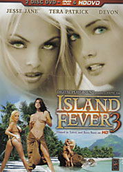 Jesse Jane - Island Fever 3 DVD