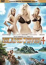 Jesse Jane - Island Fever 4 DVD