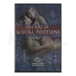 The Art of Sexual Positions DVD