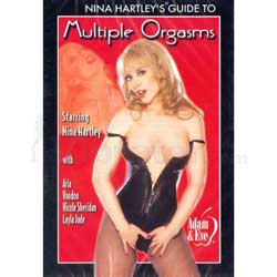 Nina Hartley's Guide to Multiple Orgasms - DVD
