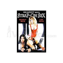 Nina Hartley's Guide to Strap-on Sex - DVD