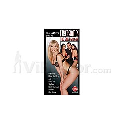 Nina Hartley's Guide to Threesomes - DVD