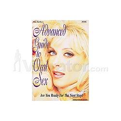 Nina Hartley's Advanced Guide to Oral Sex DVD