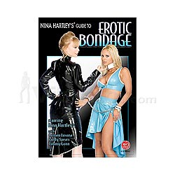 Nina Hartley's Guide to Erotic Bondage DVD