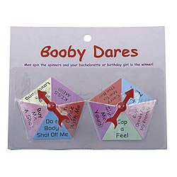 Booby Dares Game