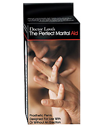 The Perfect Marital Aid - Prosthetic Penis Strap On