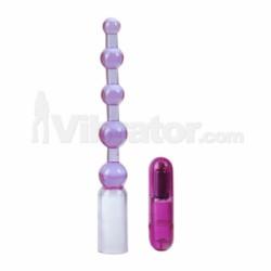 IAT Vibrating Anal Beads