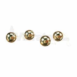 Gold Vibro Balls 4pc. set