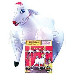 Luvin Lamb -White